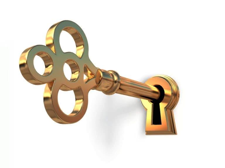 her kapıyı açan anahtar dualar