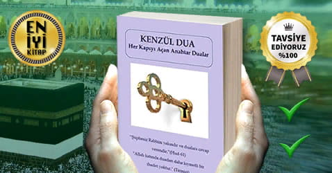 kenzul ars duasi kitabı