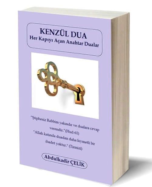 kenzül dua kitabı